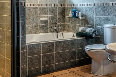 elegant bathroom tiles